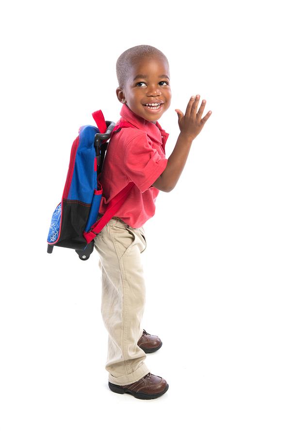 Preschool Boy Backpack