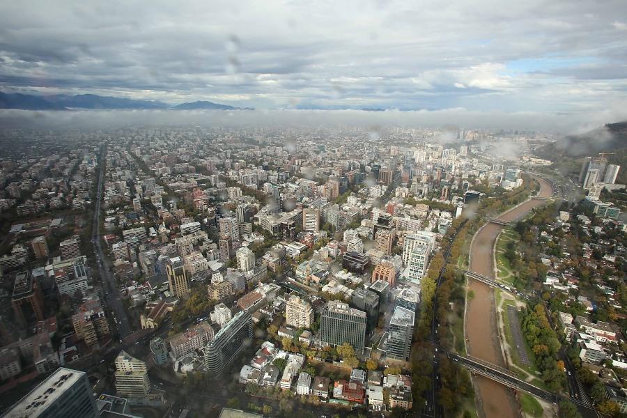 (2) Inundaciones en Santiago (17 Abr. 2016) © 24 Horas
