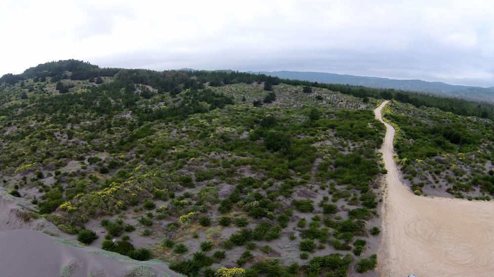 (3  ) Playa de Topocalma · Litueche, Chile © LOF·drone para   LOFscapes