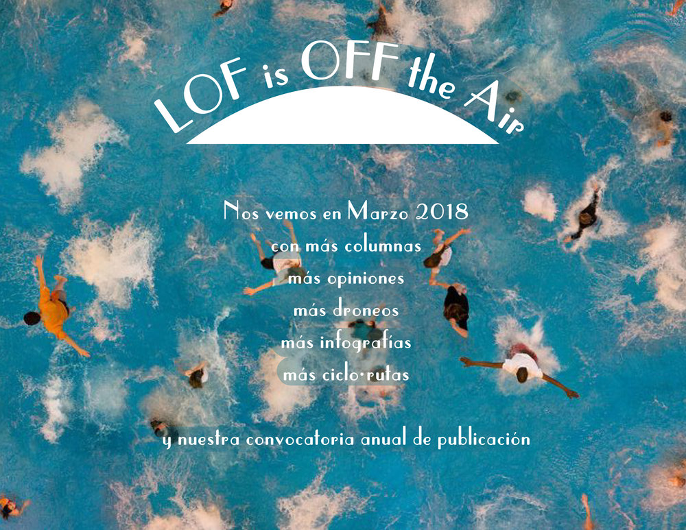 (1) LOF is Off the Air © Verónica Aguirre L. para LOFscapes