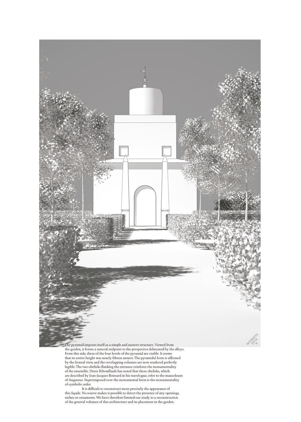 (3)-Ribouillaut-y-Elias-Guenoun,-Reconstrucción-hipotética-de-las-fachadas-norte-y-sur-de-la-Torre-de-los-Vientos-de-la-Villa-Giulia-©-Dibujo-de-Guenoun-(2010)-2.jpg
