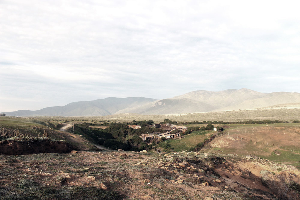 (6) Caseríos en Quebrada de Quereo © Maximiliano, Millan S. Para LOFscapes.