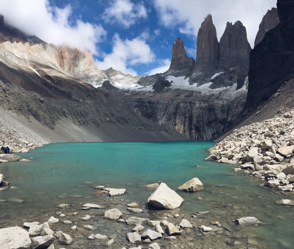 (1) Parque Nacional Torres del Paine (2016) © Catalina Cumsille para  LOFscapes