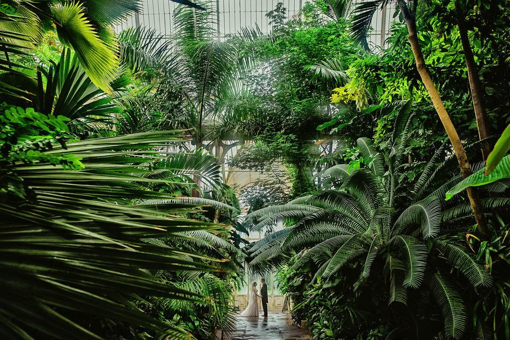 (4) Kew Gardens Wedding Photography (2016) © Rich Howman