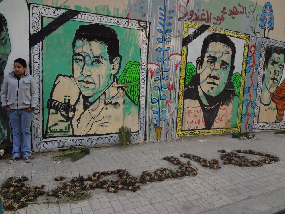 Martyrs Mural