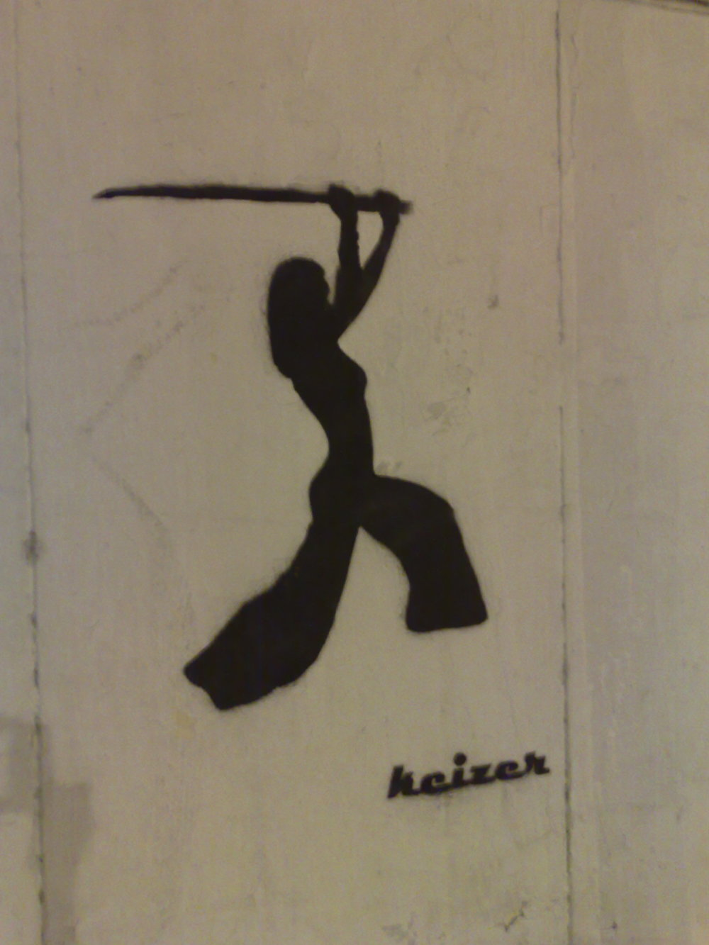Feminine Sword