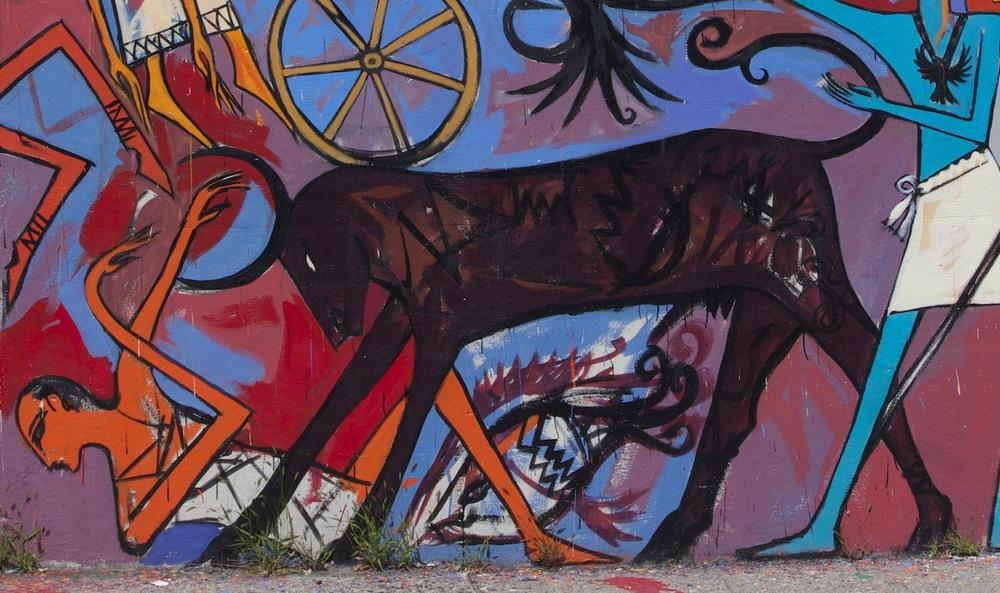 Justice Mural
