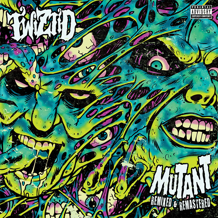 Mutant: Remixed and Remastered (2016)