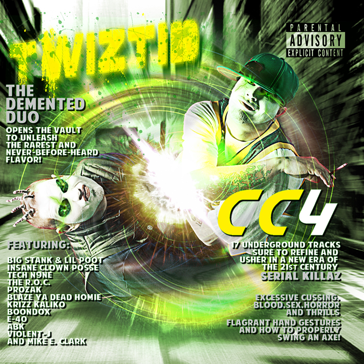 Cryptic Collection Vol. 4 (2011)