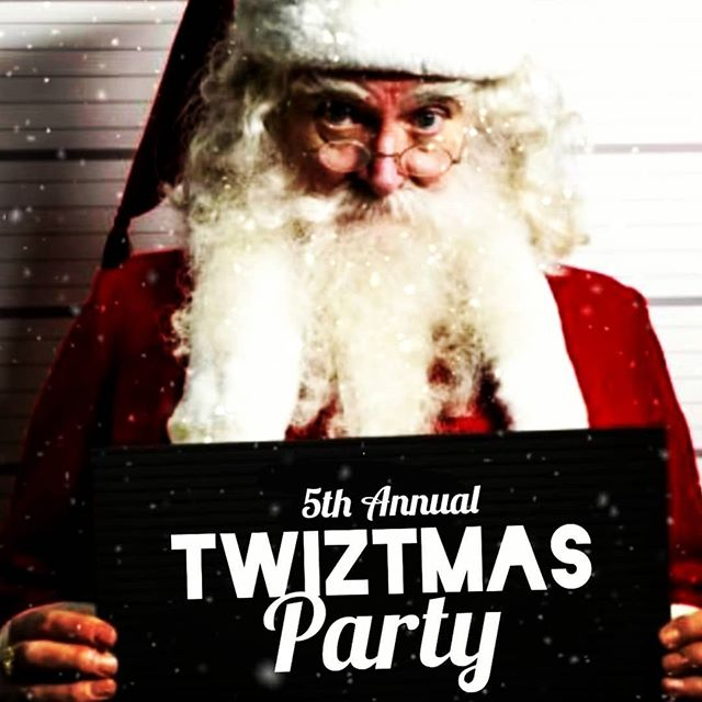 Santa's fat ass'll be there.... will you?  The 5th Annual #twiztmasparty is going down tonight Friday December 7th at the @thecrofoot in Pontiac, MI  Hosted byus and featuring live performances such as: The Eastside Mashup(aka) @blazeyadead1 @paulspops @iamtheroc @pops_and_vintage & @abkwarrior  as well as @youngwicked303 @allaxulelu @rapperredd @koshadillz @therealinsanee @soundsofxo  TICKETS: $1 ADV or FREE with donation of 4 canned goods  4 Ticket Limit Per Person Please.  Hope to see yall there!  #merrytwiztmas & #muchmuchfamilyluv