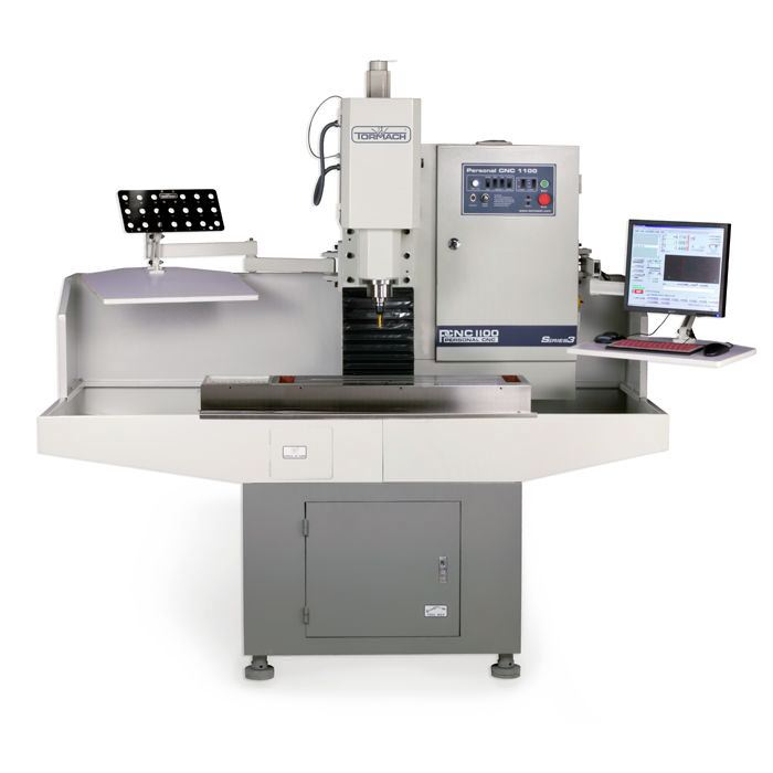 1100 PCNC Milling Machine