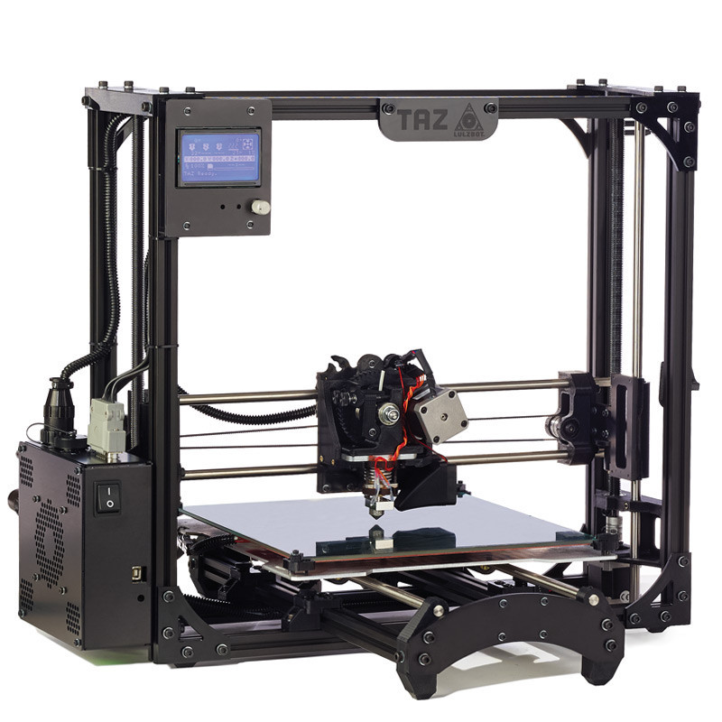 Lulzbot Taz 4 3D Printer