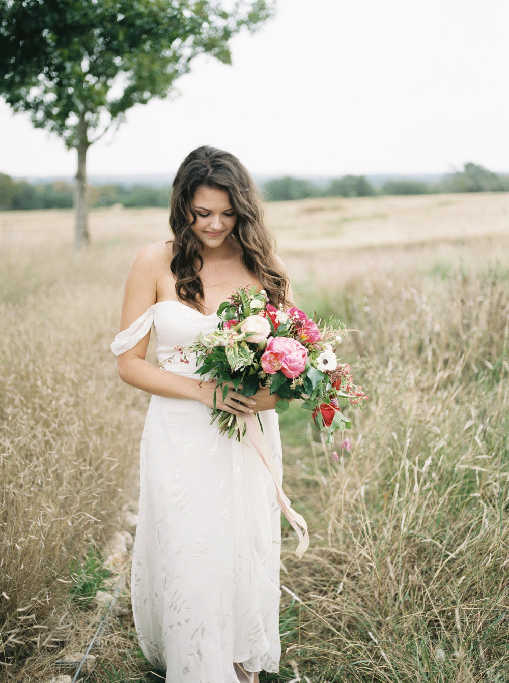 Austin beautiful bridal portrait inspiration