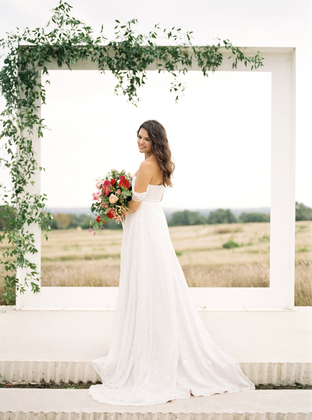 Dripping Springs Bridal Portraits.