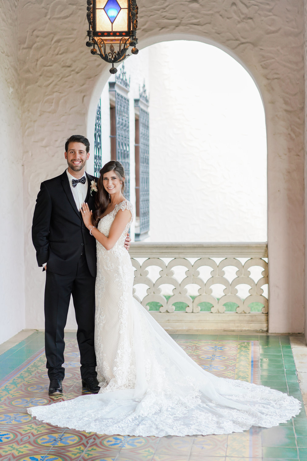McNay Art Museum Wedding Photos