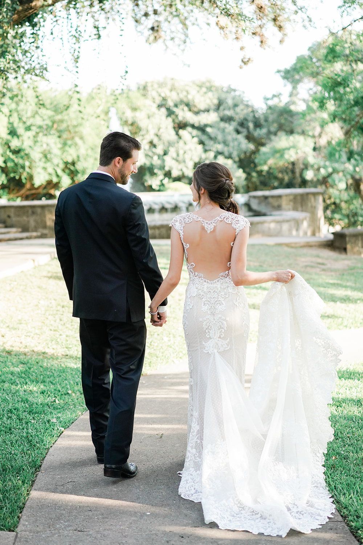 McNay Art Museum Wedding. San Antonio Wedding Photographer.