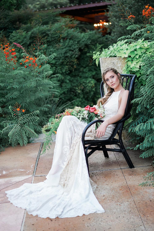 Brides of Austin featured wedding shoot. Wild Onion Ranch Wedding Photos. Boho style wedding shoot. Austin wedding photographer.