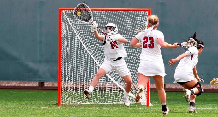 Stanford goalie alum,Lyndsey Munoz