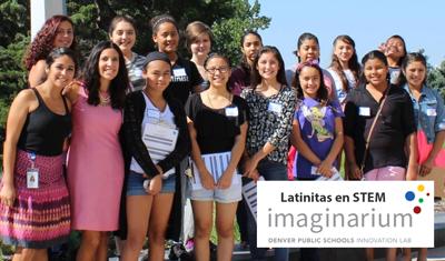 Latinitas en STEM, September 13, 2017, Denver