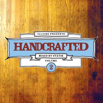Handcrafted Volume 2 - DJ Statik