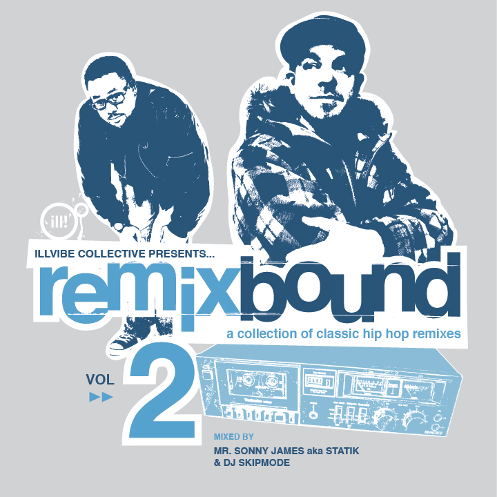 Remixbound Volume 2 - Mr. Sonny James fka Statik & DJ Skipmode