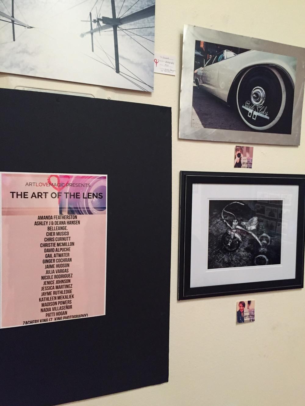 ArtLoveMagic: The Art of the Lens