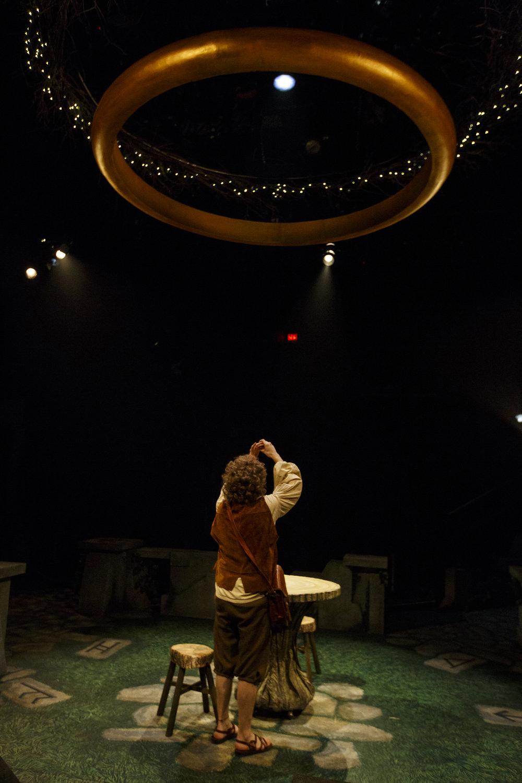 'THE HOBBIT' Dec 2018 at The Globe Theatre in Regina