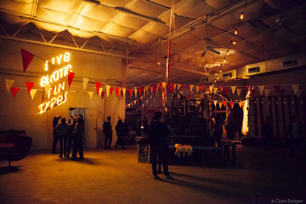 Party Interior