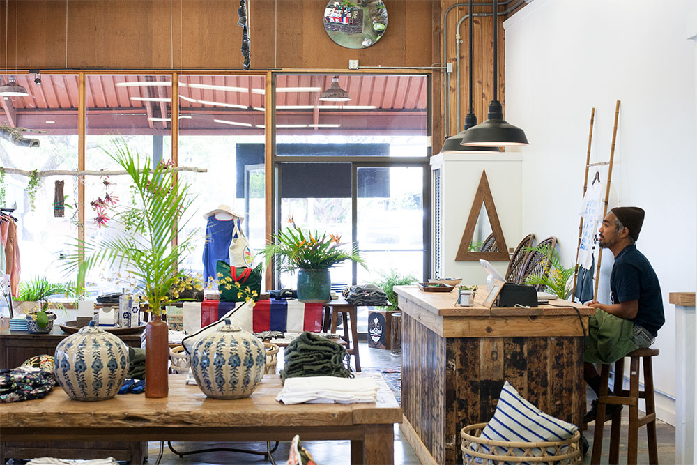 Number 808, a new boutique in Haleiwa