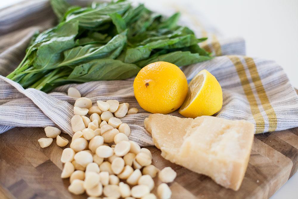 Simple, fresh ingredients