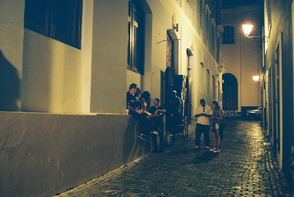 Hot Puerto Rico Nights