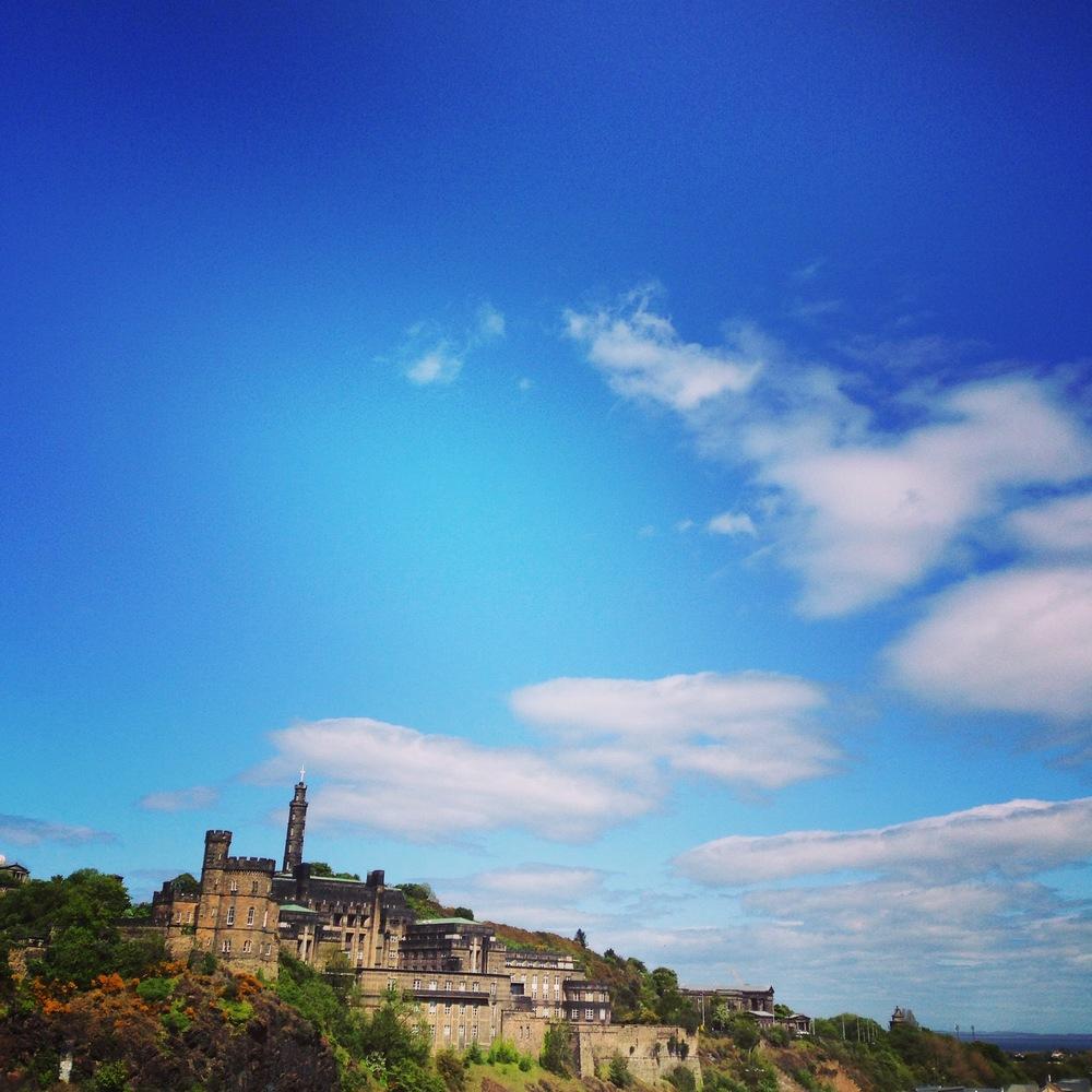 Edinburgh - Castles!!