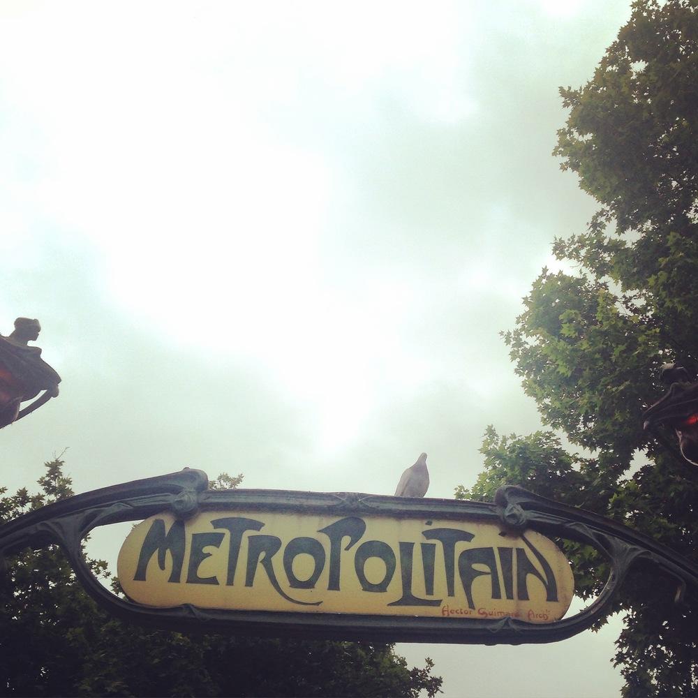 Le Metro, Paris