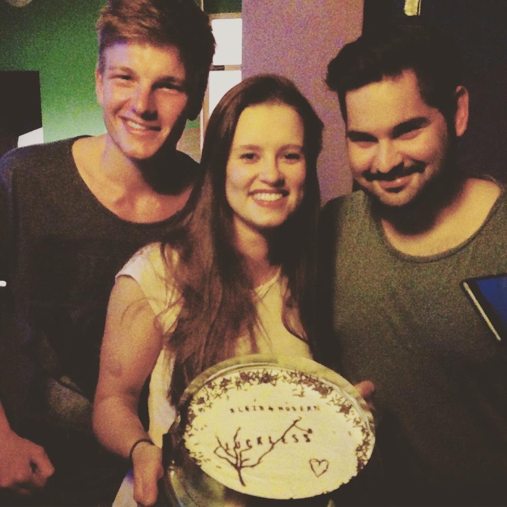 Album Cake, Kunzelsau
