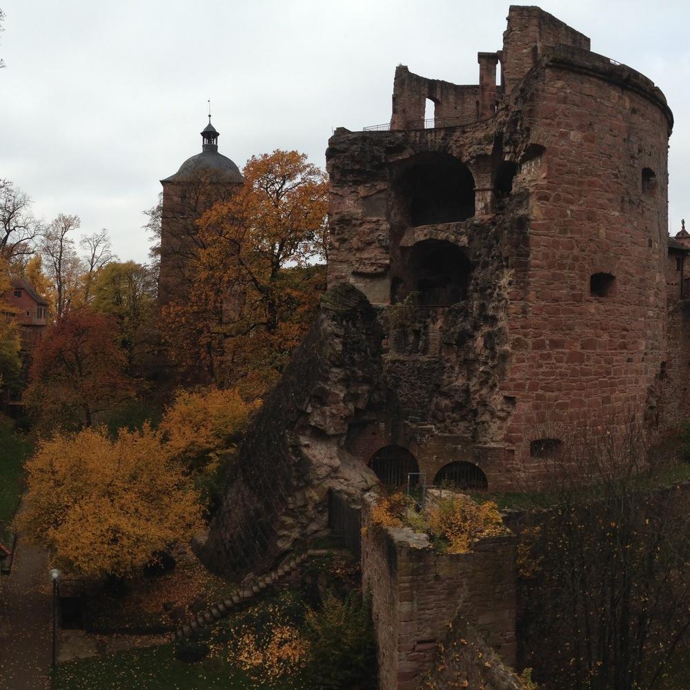 Heidelburg Schloss