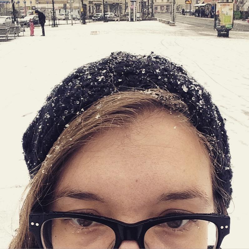 Schnee!