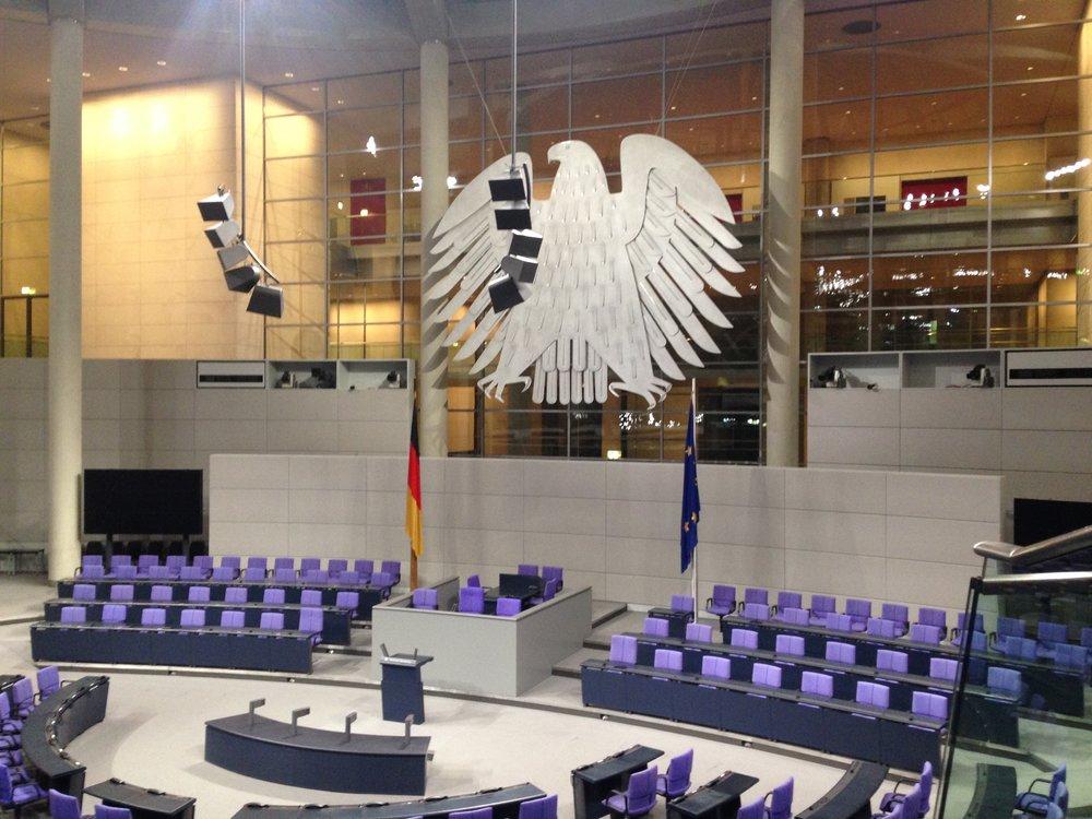 Bundesrepublik Bundestag