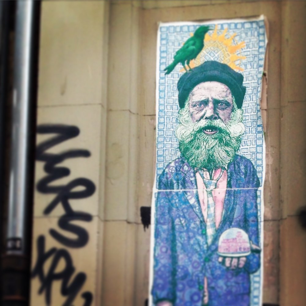 Street Art, Kreuzberg