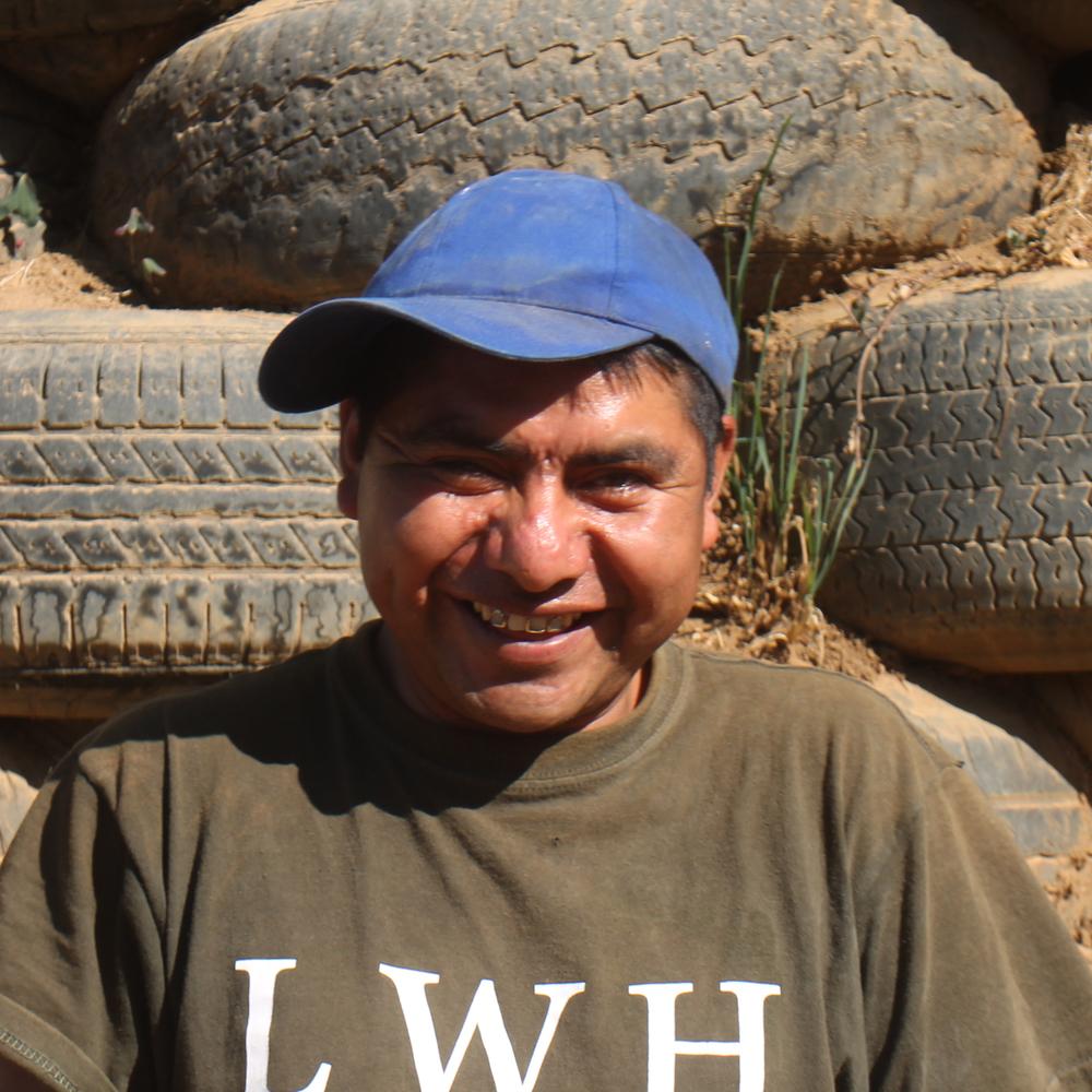 Hugo, Assistant Foreman