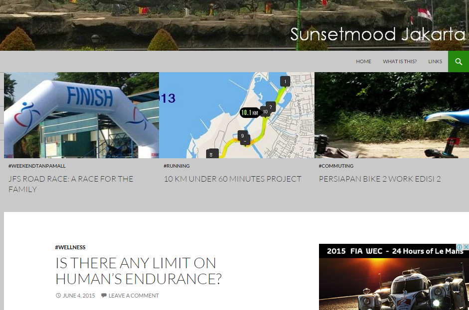 Featured on Sunsetmood Jakarta June 04, 2015