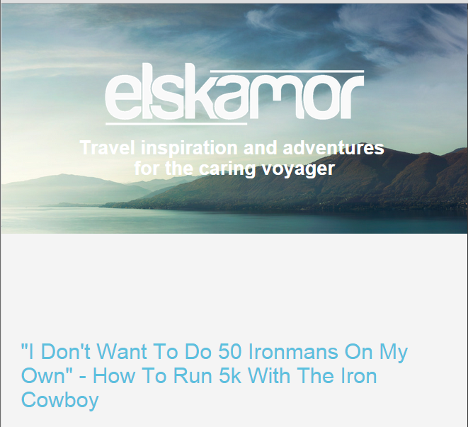 Featured on Elskamor June 08, 2015