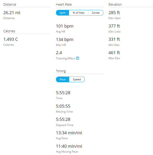 Day 12 Run