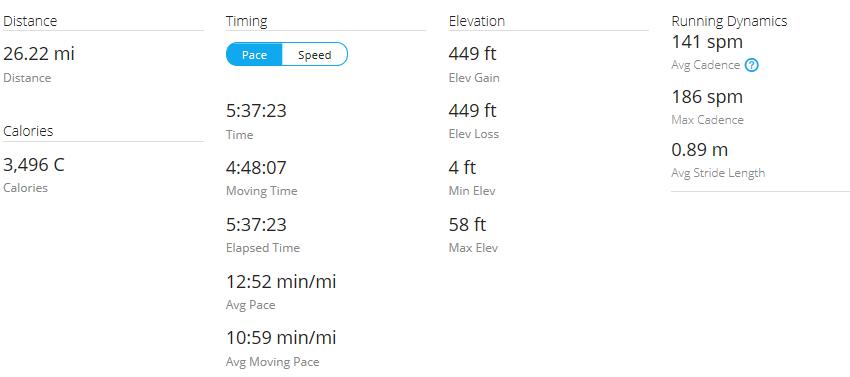 Day 36 Run