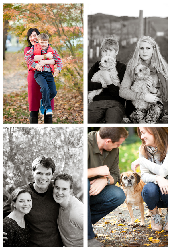Sonoma Family Portraits