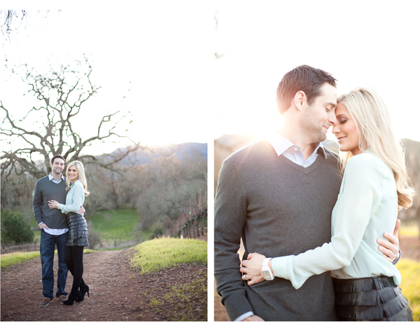 BR Cohn Winery Elopement Wedding 6