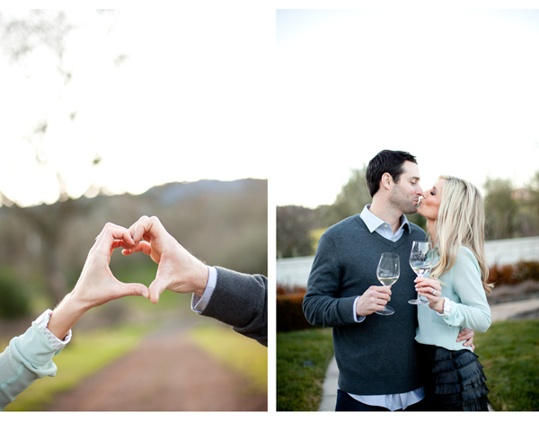 BR Cohn Winery Elopement Wedding 7