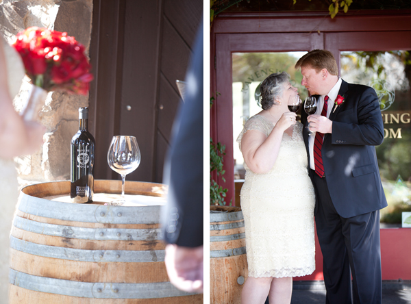Sonoma Winery Elopement 7