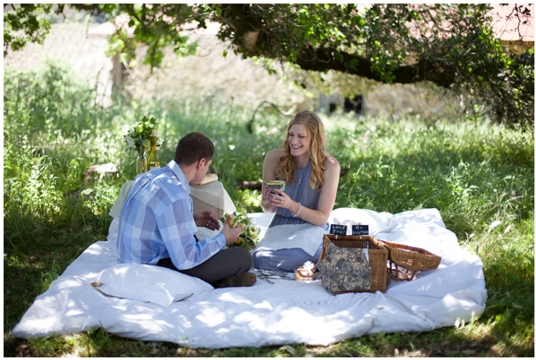 Jack London Park Picnic Wedding 4