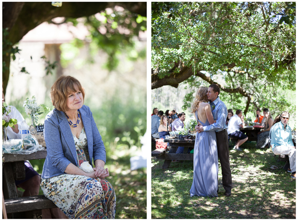 Jack London Park Picnic Wedding 5