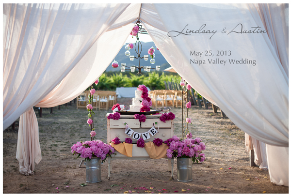 Napa Valley Vineyard Wedding 1